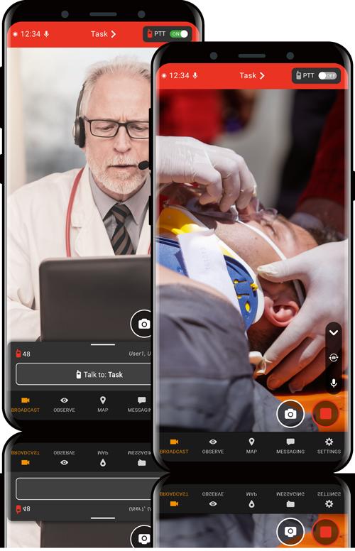 emergency response nsc mobile